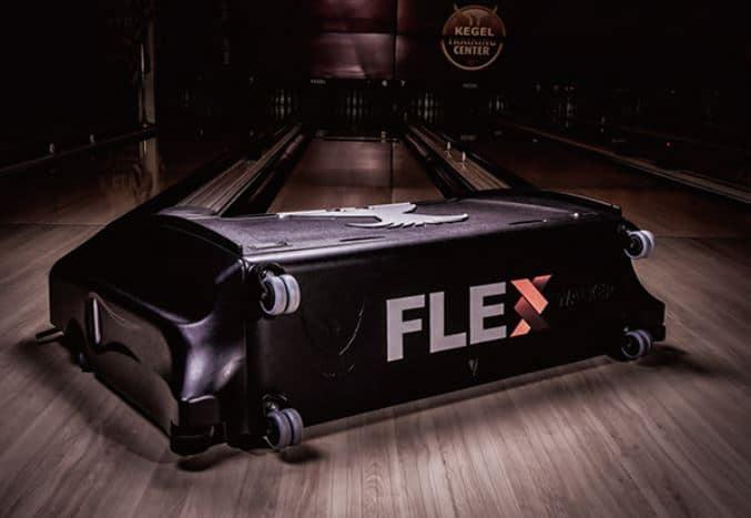 ケーゲル社・FLEX WALKER 最新・高性能のメンテナンスマシンキャリーダウンしにくい快適なレーンとさらに細かなオイルパターンを作成可能です。